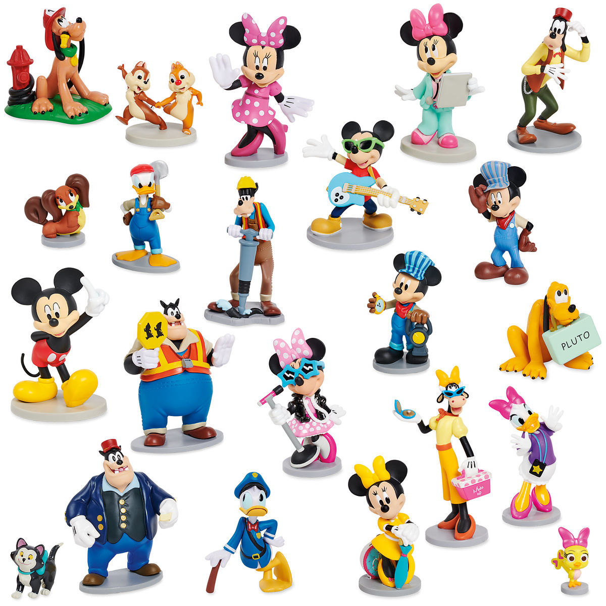 0fe4ba431be Product Image of Mickey Mouse and Friends Mega Figurine Set   1