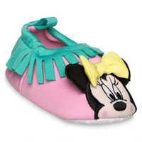 Image of Minnie Mouse Swim Shoes for Baby # 1