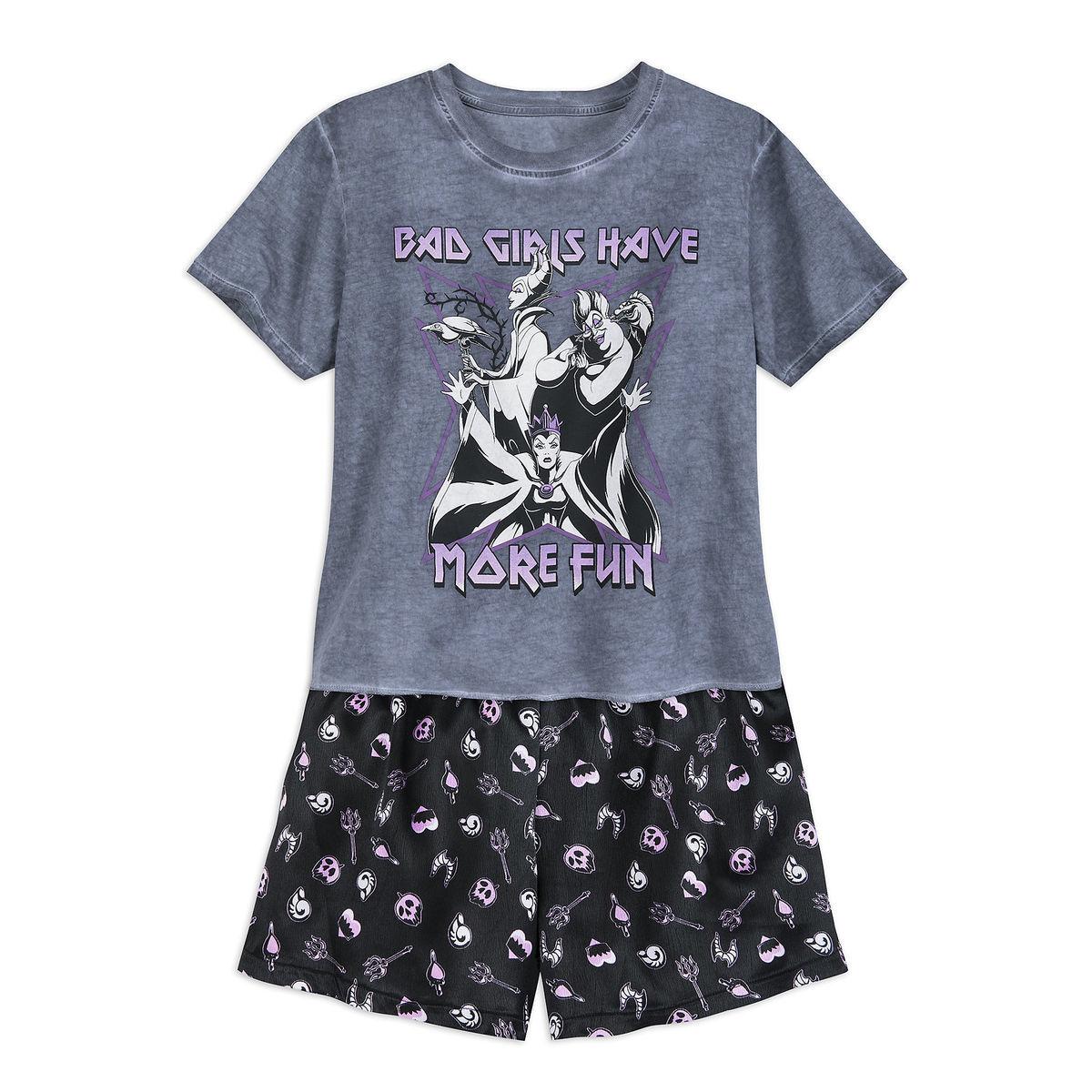 Product Image of Disney Villains PJ Set for Women   1 d13b28ea7