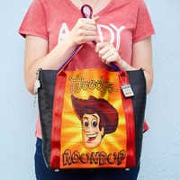 Image of Toy Story Posters Tote by Harveys # 4