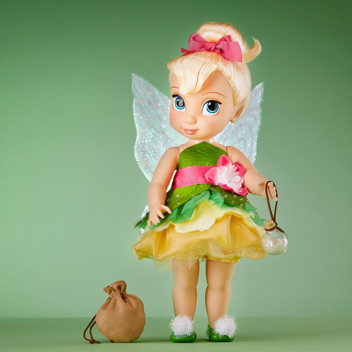 Product Image of Disney Animators  Collection Tinker Bell Doll - Special  Edition   4 f6dbf0c076
