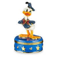 Image of Donald Duck Trinket Box by Arribas Brothers # 1