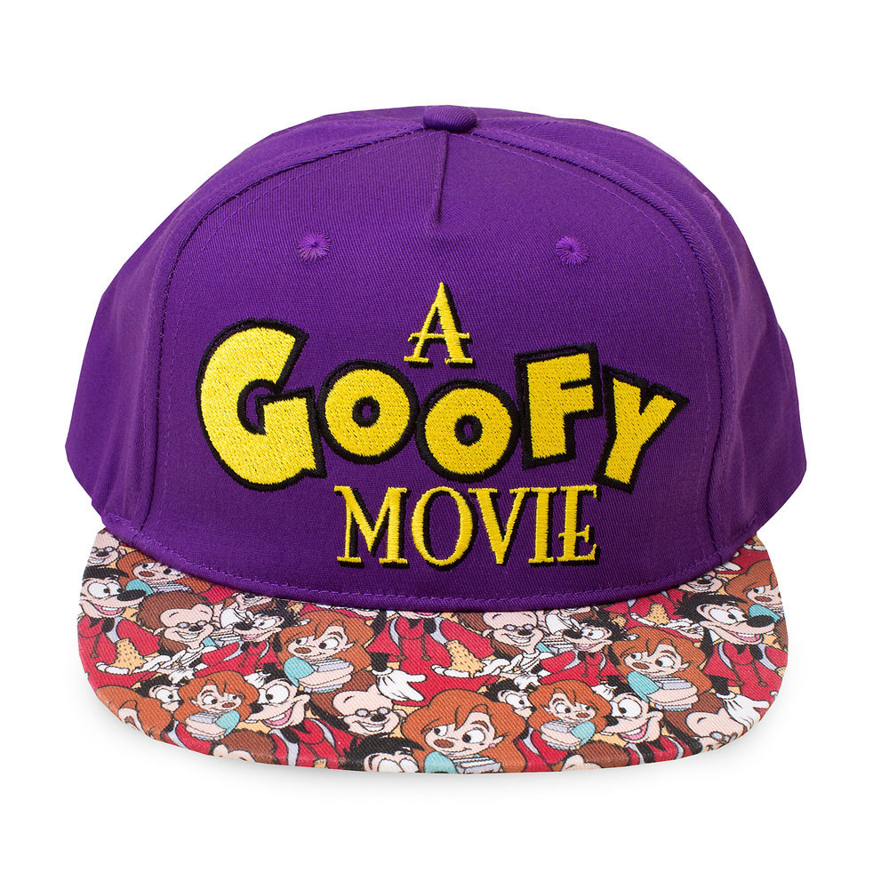 79acf941d6fb2c A Goofy Movie Baseball Cap for Adults by Cakeworthy Official shopDisney.  Price: $29.95