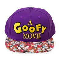 Image of A Goofy Movie Baseball Cap for Adults by Cakeworthy # 1