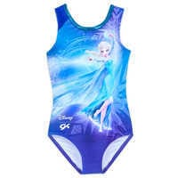 Image of Elsa Leotard - Girls # 1
