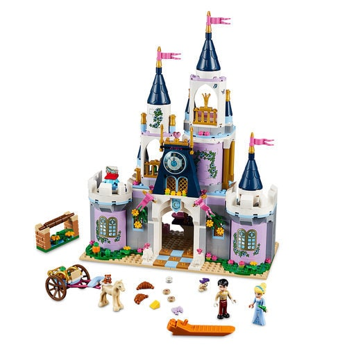 Cinderella's Dream Castle Playset by LEGO