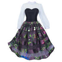 Image of Briar Rose Costume Dress for Women # 1