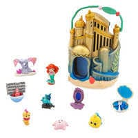 Image of Disney Animators' Collection Littles Ariel Micro Doll Play Set # 1