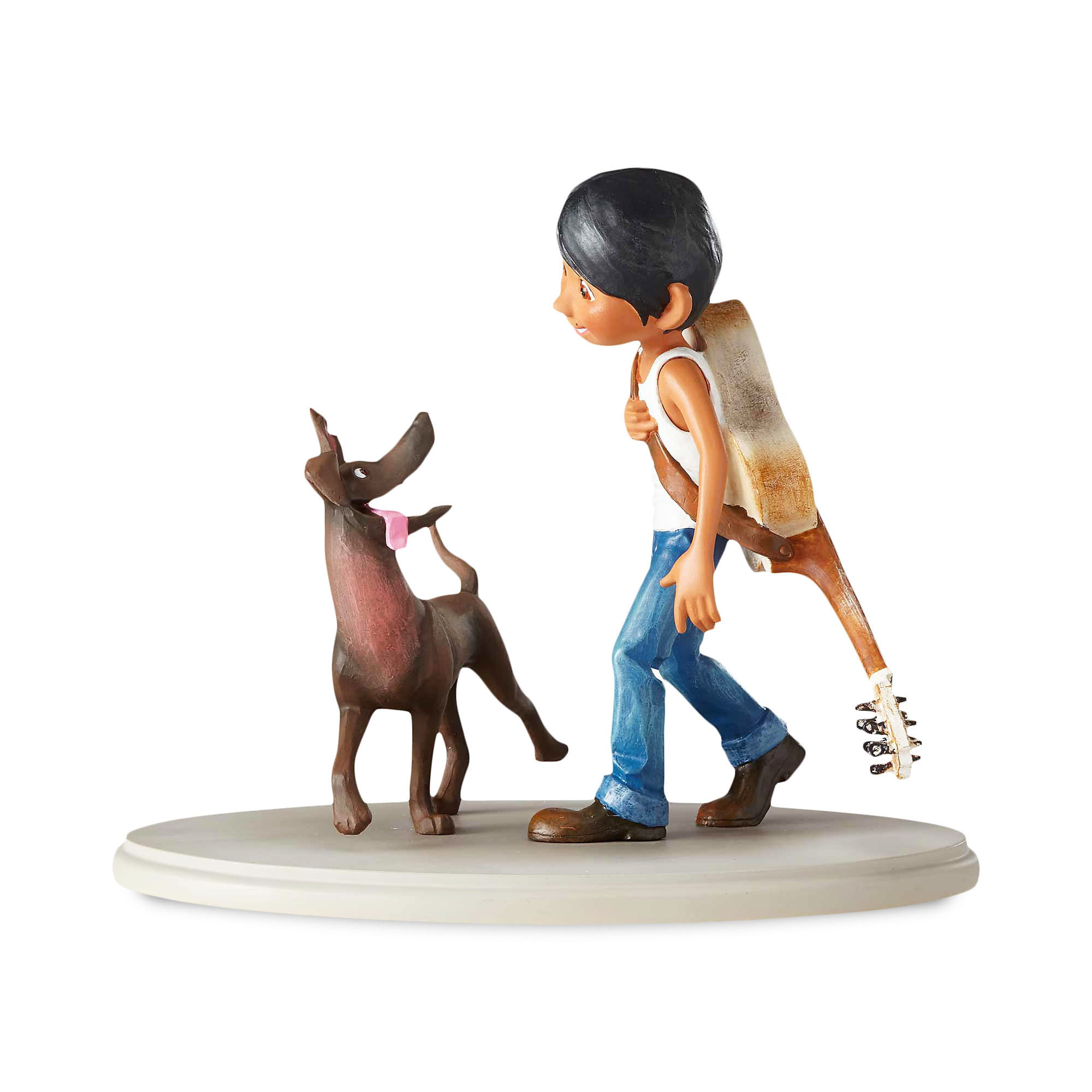 Miguel and Dante Figure Set by Enesco - Coco