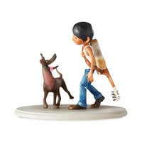 Image of Miguel and Dante Figure Set by Enesco - Coco # 1