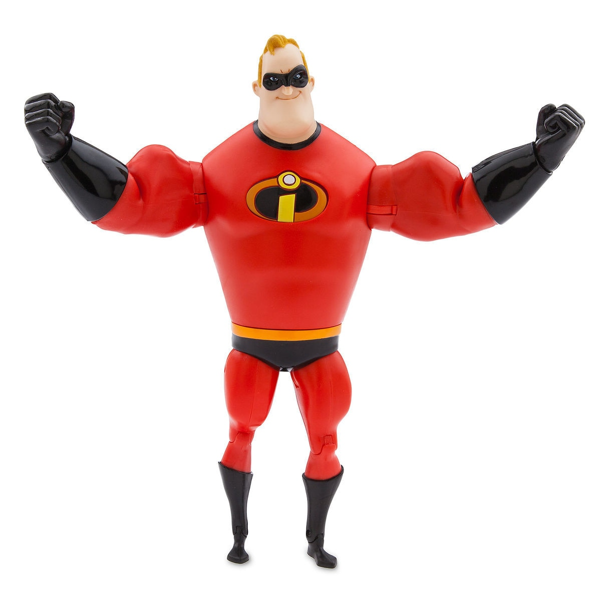 mr incredible light up talking action figure incredibles 2