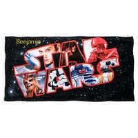Image of Star Wars Beach Towel for Kids - Personalizable # 1