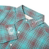 Image of Jasmine Flannel Shirt for Adults by Cakeworthy # 3