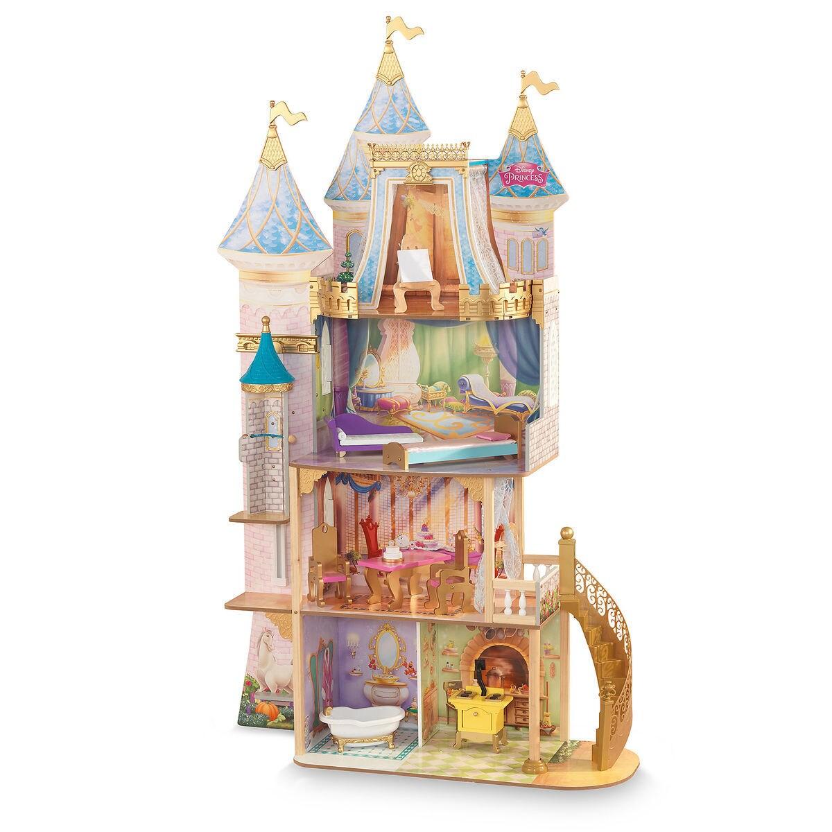 3dc90f67b8 Product Image of Disney Princess Royal Celebration Dollhouse by KidKraft   1