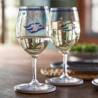 Image of Disney Cruise Line Stemware and Marker Set # 2