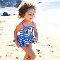 Image of Minnie Mouse Sequin Swimsuit for Girls # 9