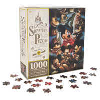 Image of Mickey Mouse Through the Years Jigsaw Puzzle # 1