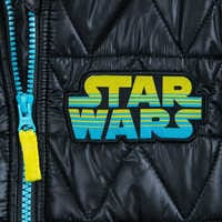 Image of Darth Vader Hooded Jacket for Kids - Personalizable # 4