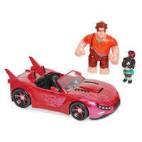 Image of Feature Slaughter Race Vehicle Set - Ralph Breaks the Internet # 3