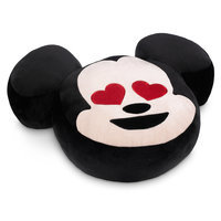 Image of Mickey Mouse Emoji Plush Pillow # 3