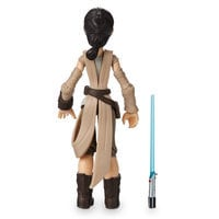 Image of Rey Action Figure - Star Wars Toybox # 3
