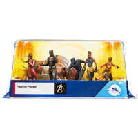 Image of Black Panther Figure Playset # 2
