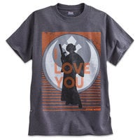 Princess Leia Tee for Adults - Star Wars