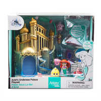 Image of Disney Animators' Collection Littles Ariel Micro Doll Play Set # 3