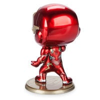 Image of Iron Man Cosbaby Bobble-Head Figure by Hot Toys - Marvel's Avengers: Infinity War # 2