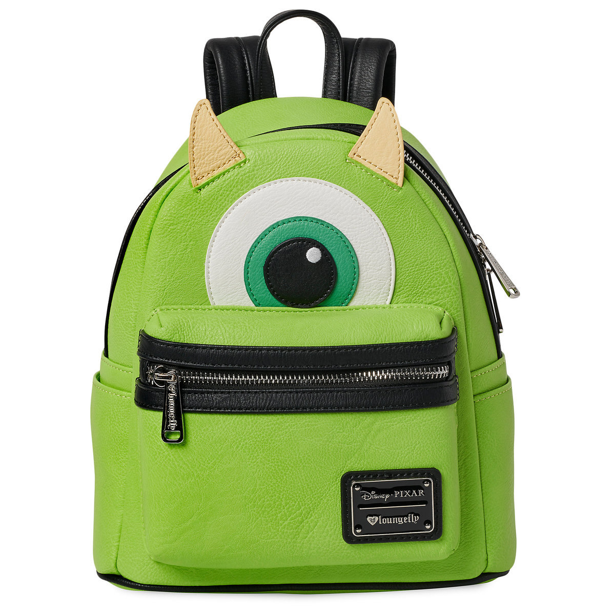 f7373723f31 Product Image of Mike Wazowski Fashion Backpack by Loungefly - Monsters