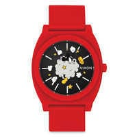 Image of Mickey Mouse Time Teller P Watch for Adults by Nixon # 1