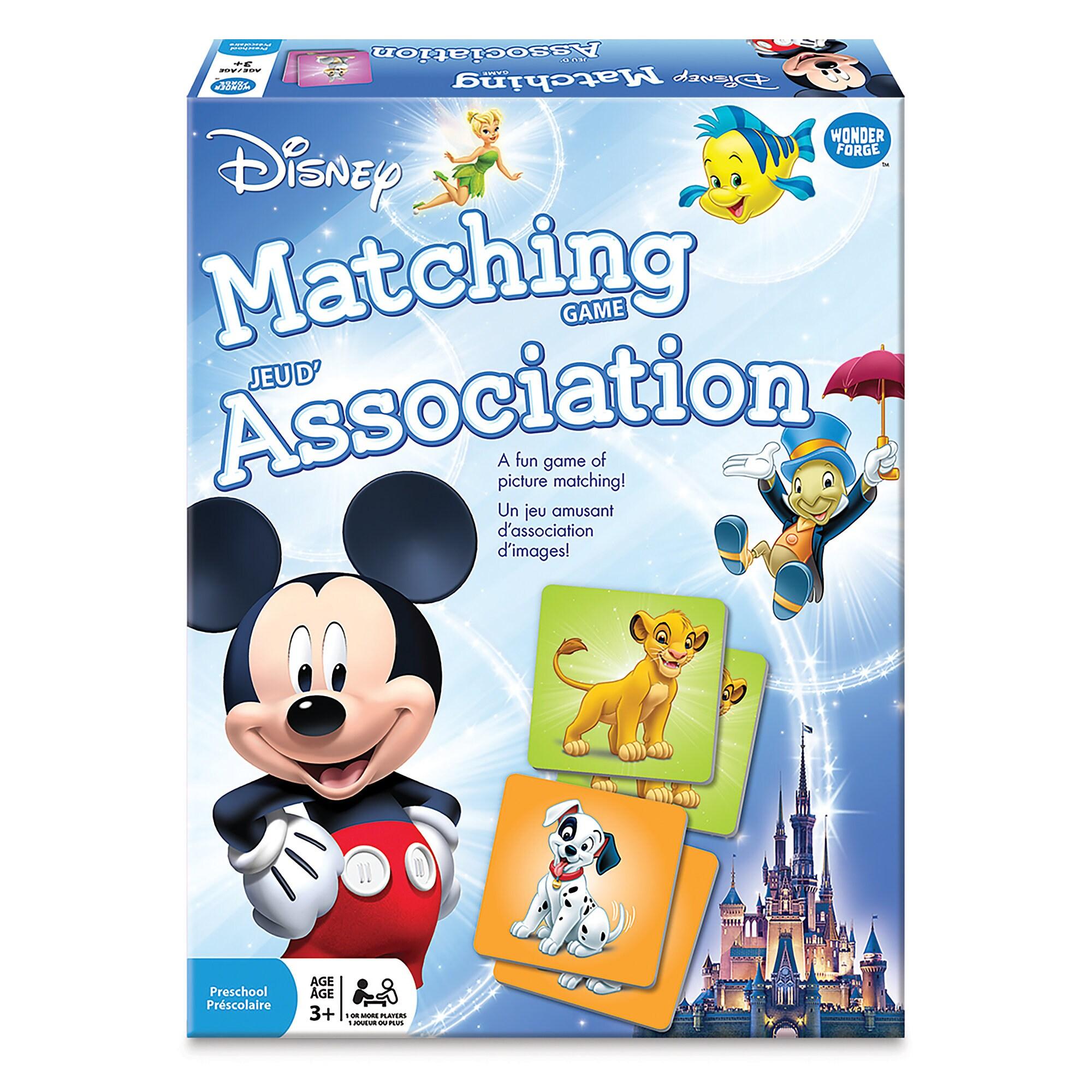 Disney Matching Game by Ravensburger