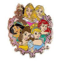 Image of Disney Princess Group Pin # 1