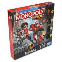 Image of Incredibles 2 Monopoly Junior Game # 3