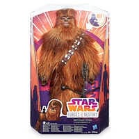 Image of Chewbacca Roaring Adventure Figure - Star Wars: Forces of Destiny # 2