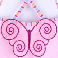 Image of Fancy Nancy Swimsuit for Girls # 5