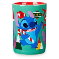Image of Stitch Holiday Mug # 3