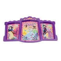 Image of Disney Princess Castle Compartment Plate - Disney Eats # 2