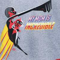 Image of Incredibles 2 Bodysuit for Baby - Gray # 2