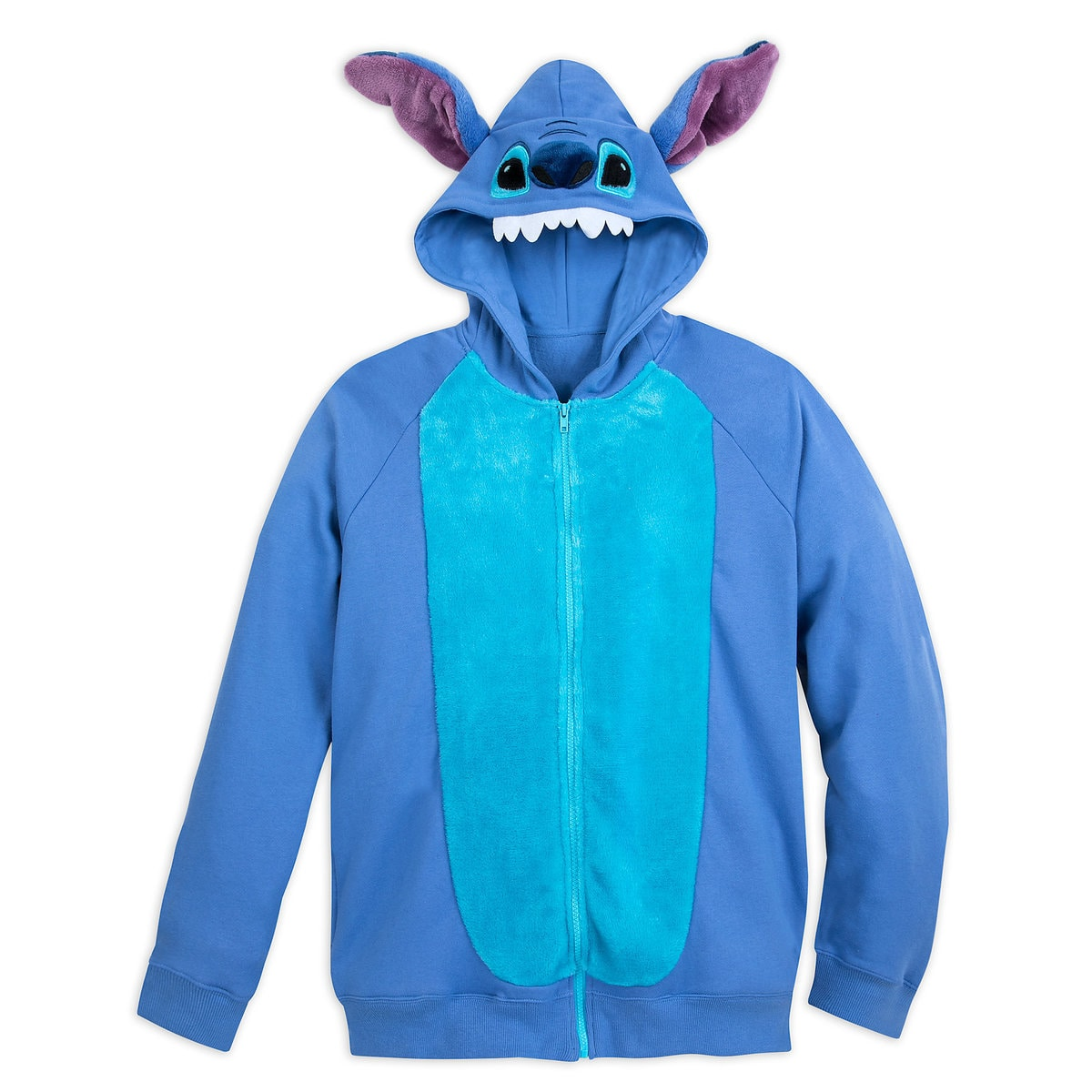 0a4cefd9884b Product Image of Stitch Costume Hoodie for Adults # 1