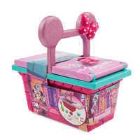 Image of Minnie Mouse Picnic Basket Play Set # 2
