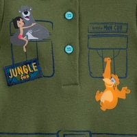 Image of The Jungle Book Disney Cuddly Bodysuit for Baby # 2