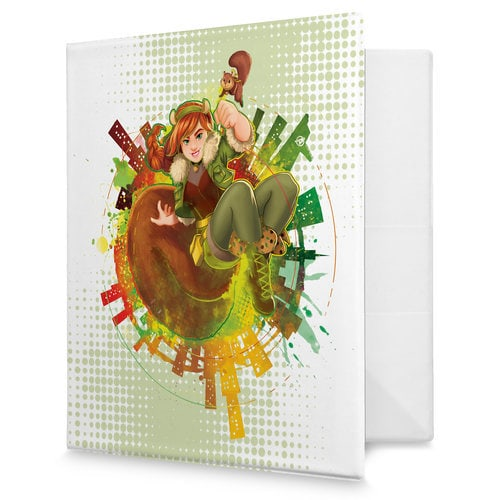 Squirrel Girl 3-Ring Binder ? Marvel Rising ? Customizable