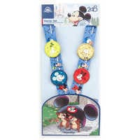 Image of Mickey Mouse and Friends Pin Trading Starter Set - Disney Parks 2018 # 3