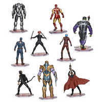 Image of Marvel's Avengers Deluxe Figure Play Set - Marvel's Avengers: Endgame # 2