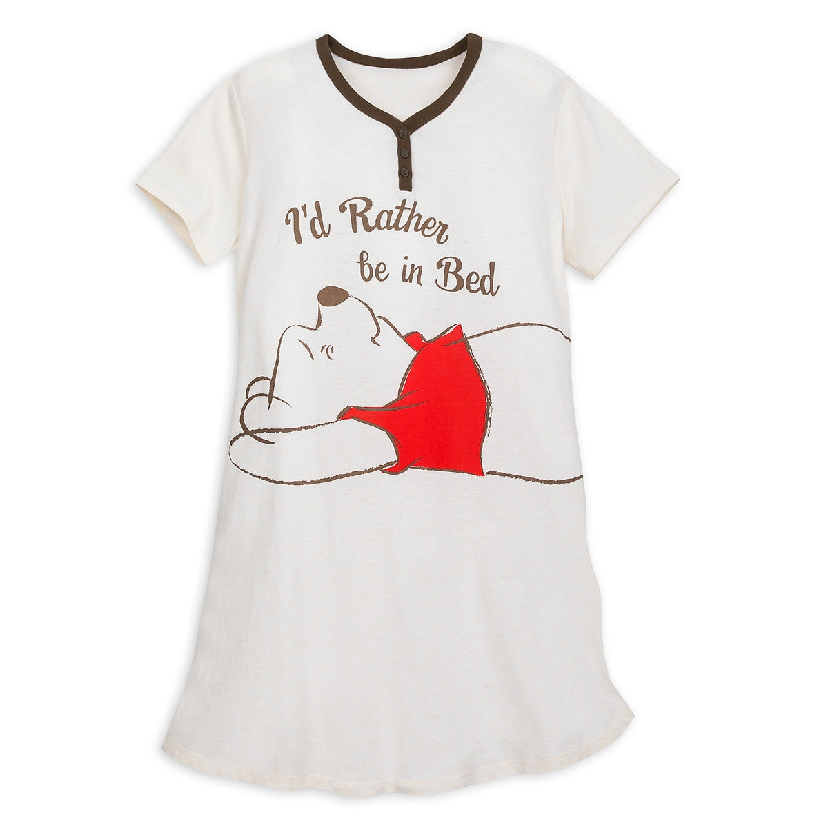 dfea15b30010 Product Image of Winnie the Pooh Nightshirt for Women   1