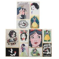 Image of Art of Snow White Lithograph Set - Limited Edition # 2