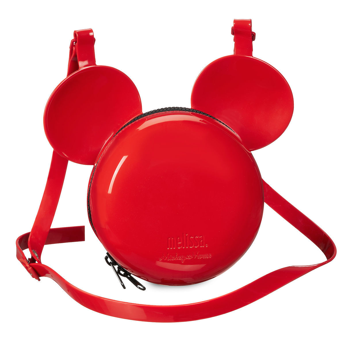 Product Image of Mickey Mouse Crossbody Bag by Melissa - Red   1 8e1c1df1dd174