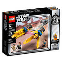 Image of Anakin's Podracer - 20th Anniversary Edition Play Set by LEGO - Star Wars: The Phantom Menace # 2