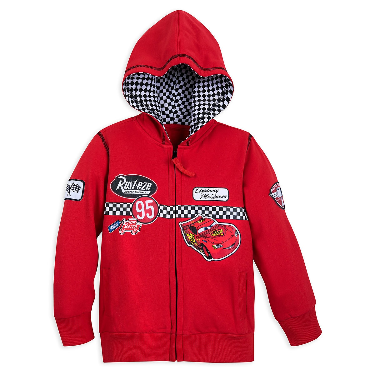 6ee2efc5fb13f Product Image of Lightning McQueen Hoodie for Boys - Cars # 1